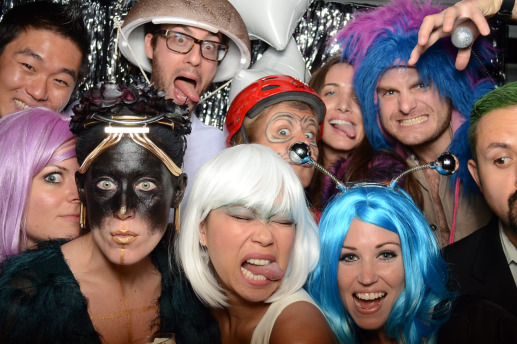 Austin Photo Booth for Weddings and Events